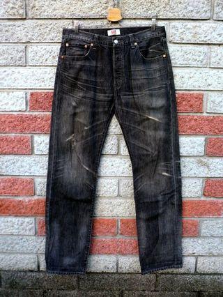 Levis 501 牛仔褲- 正品 破壞+levis 504