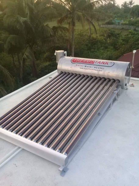 100l Gravity Type Solar Thermo Tank Solar Water Heater