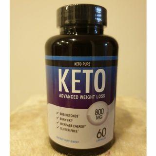Weight loose and sliming pills (Keto pure diet)