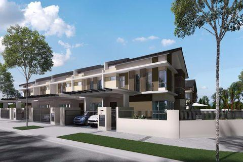 [HOC Double Storey] 20x70 Gated & Guarded, 0% D/P