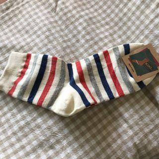 韓國🇰🇷三色條紋長襪 #剁手時尚