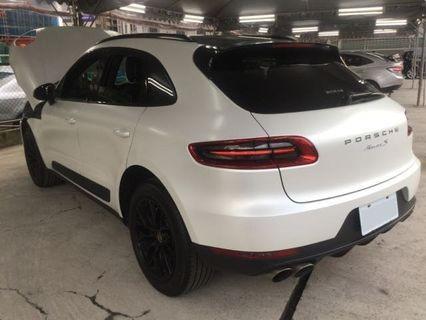 【高CP值優質車】2014年 PORSCHE MACAN 3.0 S版【經第三方認證】【車況立約保證】