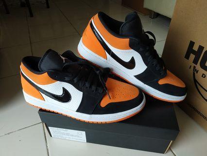 BNIB Air Jordan 1 Low SBB Shattered Backboard New Ori Sepatu Nike AJ1 AJ 1