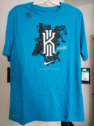 New Ori Nike Kyrie Shirt Tee Baju Kaos
