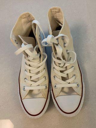 Allstar高筒帆布鞋