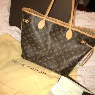 Louis Vuitton Neverfull MM not ori yaa