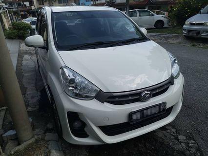 2014' Perodua Myvi 1.3SE