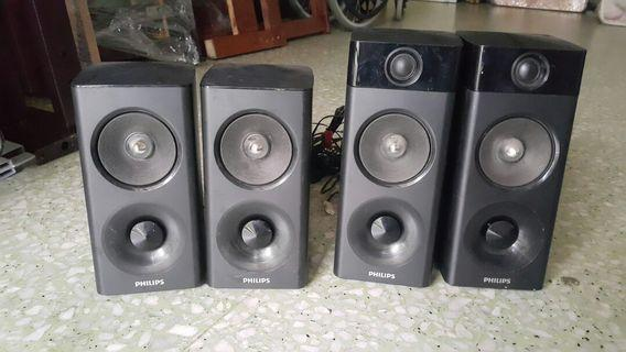 Philips home thether speakers