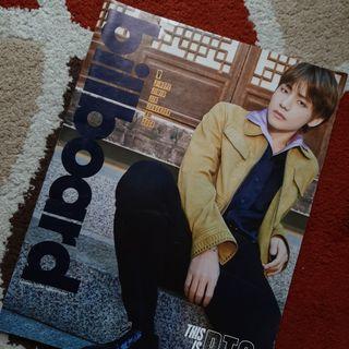 BTS Billboard Magazine