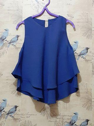 #1111special. Blue Top
