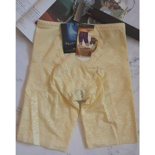 380丹液化鈦鎖邊無痕機能束褲 L 3823 #剁手時尚