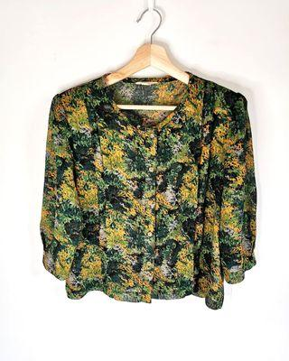 Vintage Blouse (Buy 2 RM25 with FREE POSTAGE)