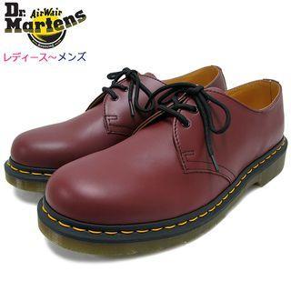 Dr.Martens - 1461 3孔 男裝鞋 櫻桃紅色 Dr Martens
