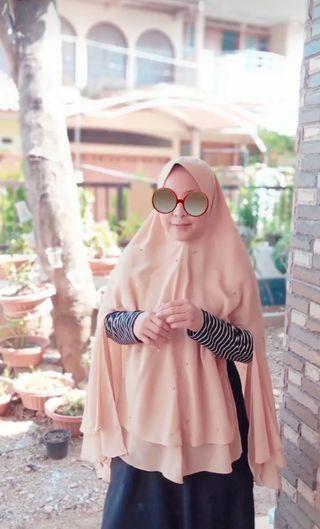 Hijab moca syari