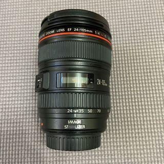 Canon 24-105mm F4 L IS USM (水)