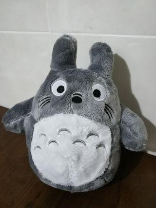 Totoro Plush Soft Doll Toy Patung 龙猫 娃娃