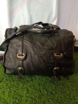 Leather Bag 2 ways