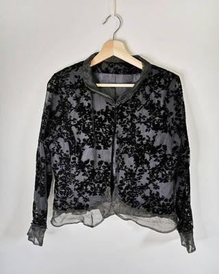Black Jacket (Buy 2 RM25 with FREE POSTAGE)