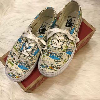 Vans Authentic Palm Spring Edition