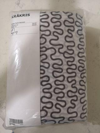 IKEA Queen size bed sheet