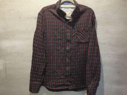 韓國Crunky Youth_格紋襯衫