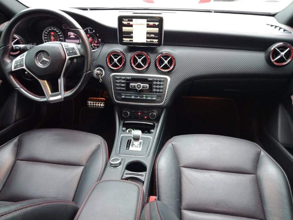 2015年 A45 黑 2.0 熱門車中古車二手車