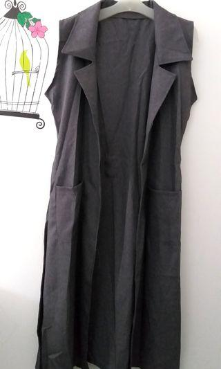 Long Grey Outer