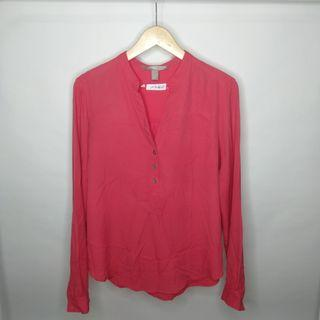 Forever21 Blouse Pink