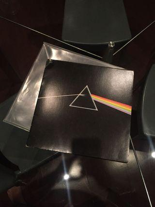 Pink Floyd Dark Side of The Moon 1978 Limited Edition Clear Vinyl
