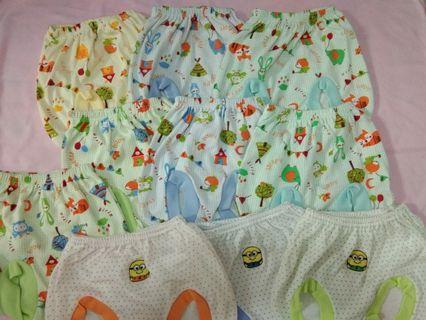 #1111special Celana Pop Bayi 10 pcs