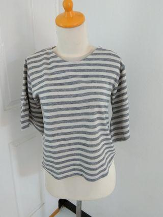 #1111special Stripe Blouse