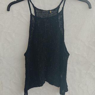 Sale 50% Black Knit top