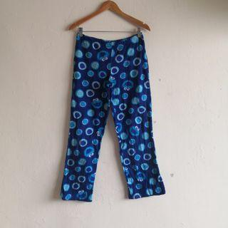 Auth Sesame Street Cookie Monster Pajama Pants