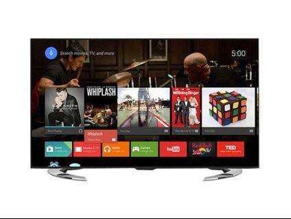 "Jual Smart Tv Sharp 58"""