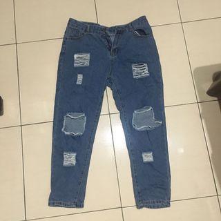 9成新牛仔褲🔥