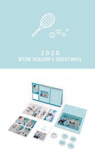[Preorder] BTOB 2020 Season Greetings