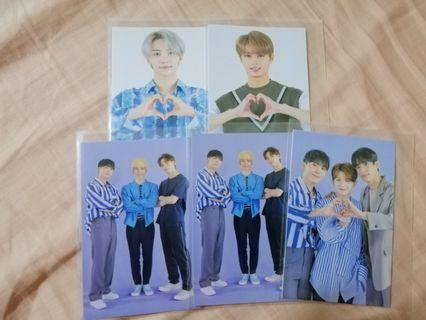 Seventeen Ode To You Trading Cards