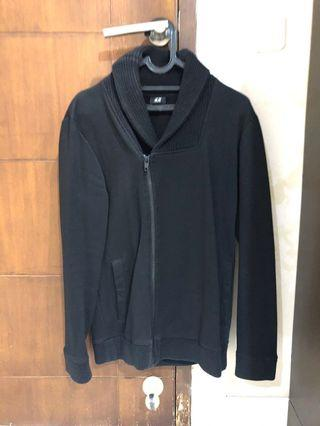 H&M jacket black size small  #1111special