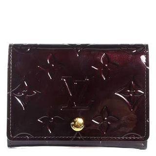 Bussines Card Holder Louis Vuitton monogram Vernis
