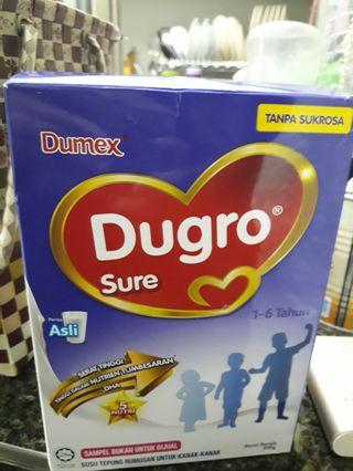 Dugro Sure 1-6  300g
