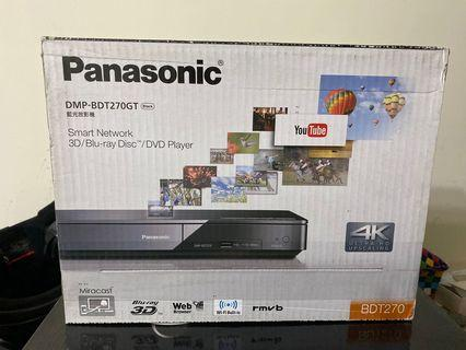 Panasonic 藍光放影機