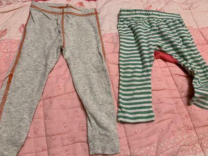 薄褲及防蚊褲(一起帶5件150)