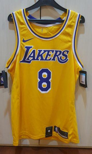 Lakers Kobe Bryant Jersey New Authentic