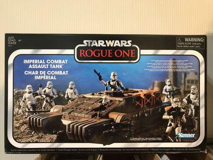 Star Wars Rogue One VOTC Imperial Assault Tank