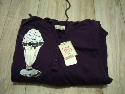IBS purple tshirt