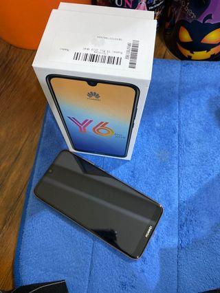 華為手機 Y6  全新 For new