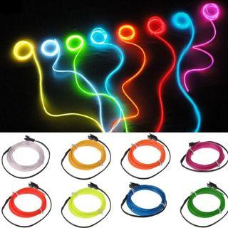 Christmas Decoration Neon Light  Battery Operated (5meter)