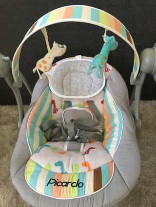 Picardo automatic baby swing