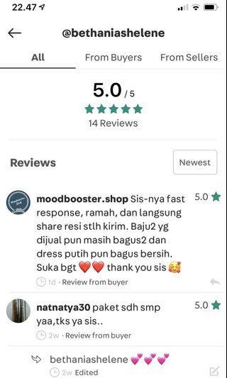 REVIEW 💕💕💕💕