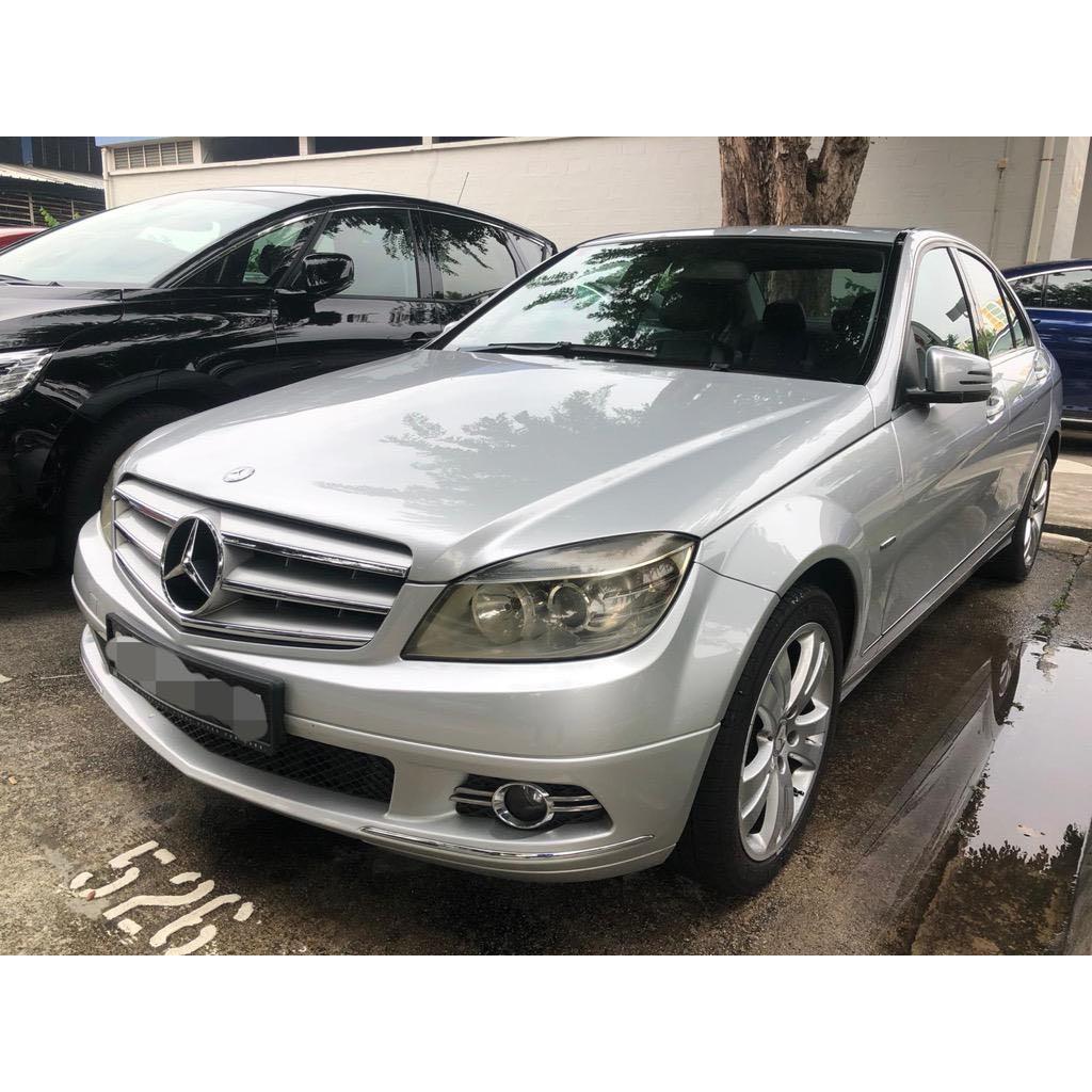 $380/Wkly Mercedes Benz C180 For Rent